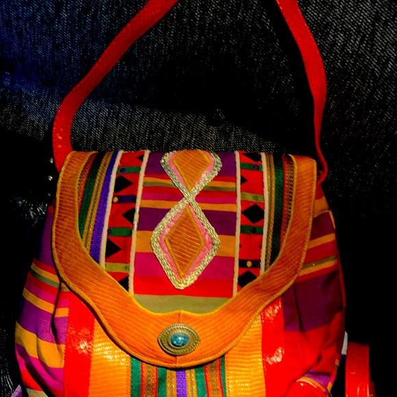 Sharif shoulder bag
